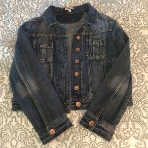 Express Jean Jacket size M